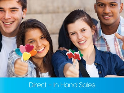Direct - In-Hand Sales